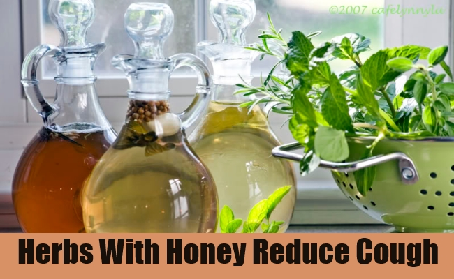 Honey With Herbs