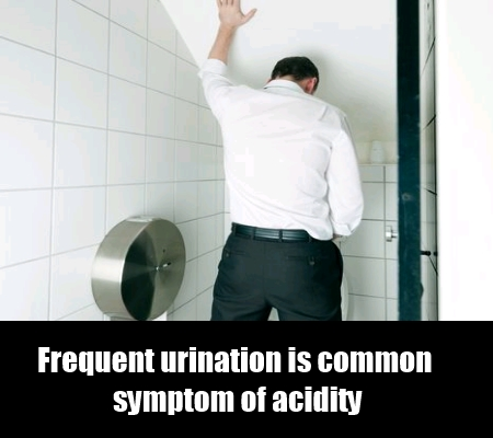 Acidity Causes Painful Urination