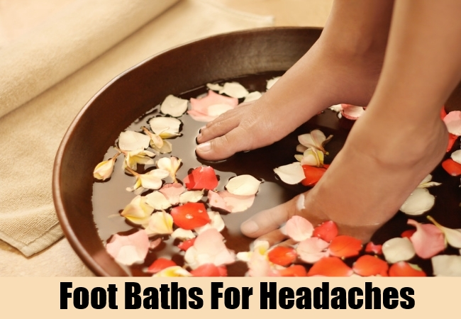 Foot Baths