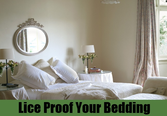 Lice Proof Your Bedding