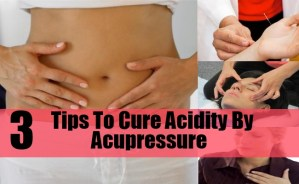 Cure Acidity By Acupressure