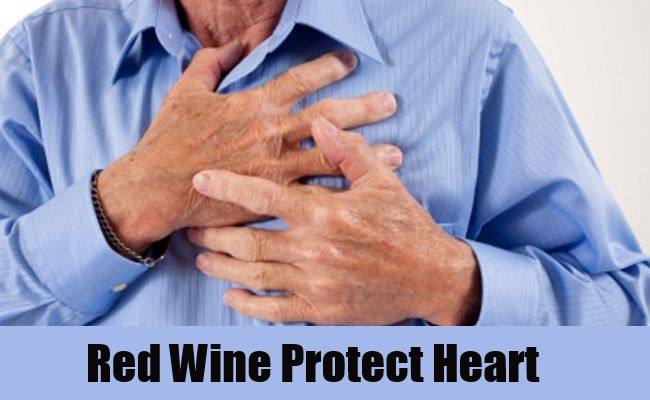 Red Wine Protect Heart