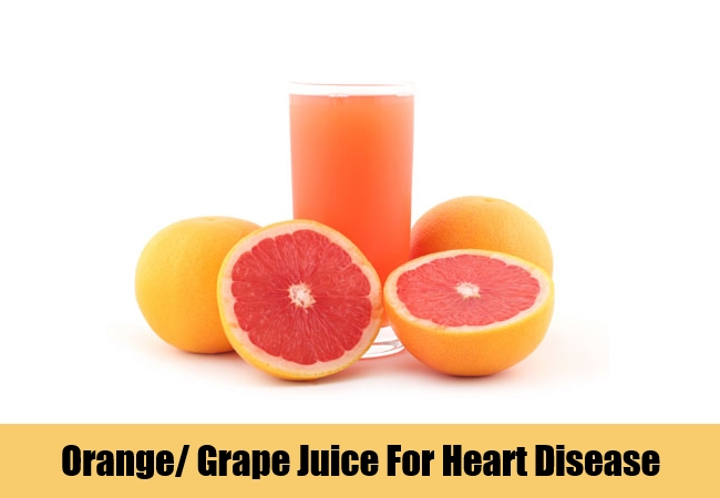 Orange Grape Juice