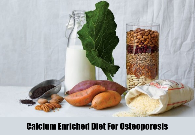 Calcium Enriched Diet