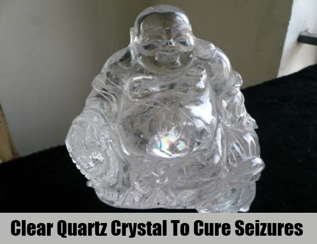 Clear Quartz Crystal To Cure Seizures