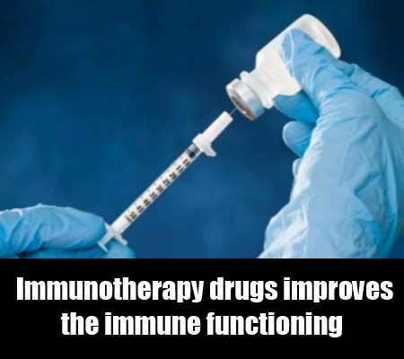 Immunotherapy-An Effective Form Of Treatment