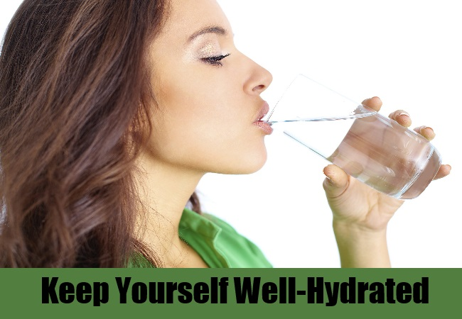 Keep Yourself Well-Hydrated