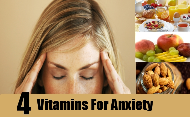 Best Vitamins For Anxiety