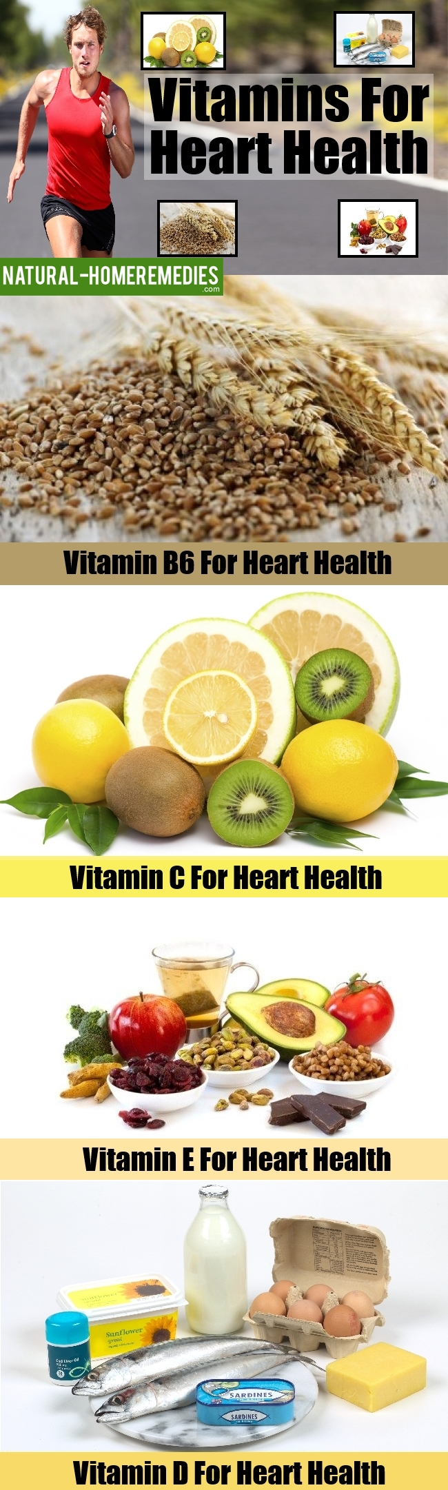Best Vitamins For Heart Health