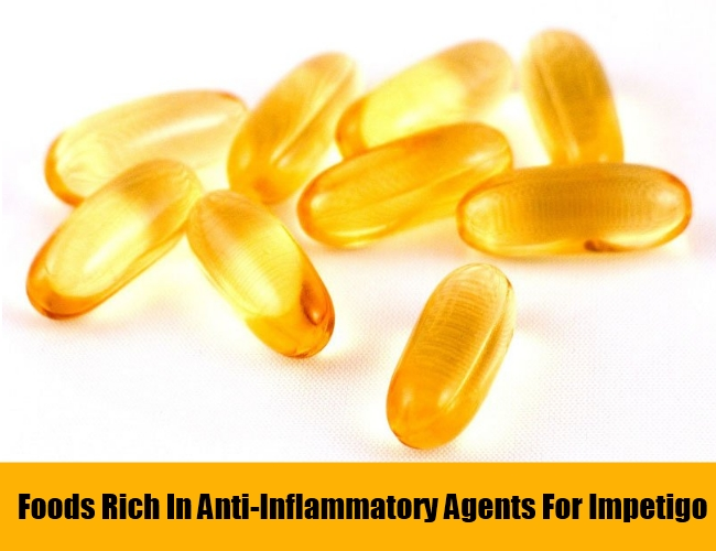 Foods Rich In Anti-Inflammatory Agents For Impetigo
