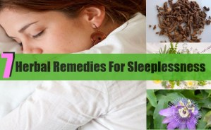 Herbal Remedies For Sleeplessness