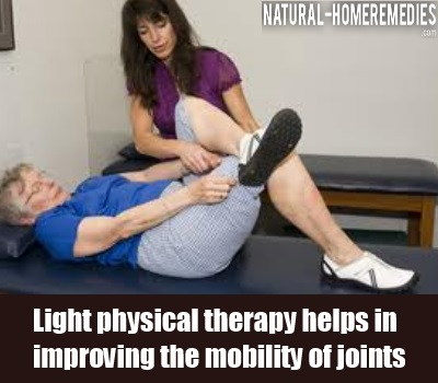 Light physical therapy