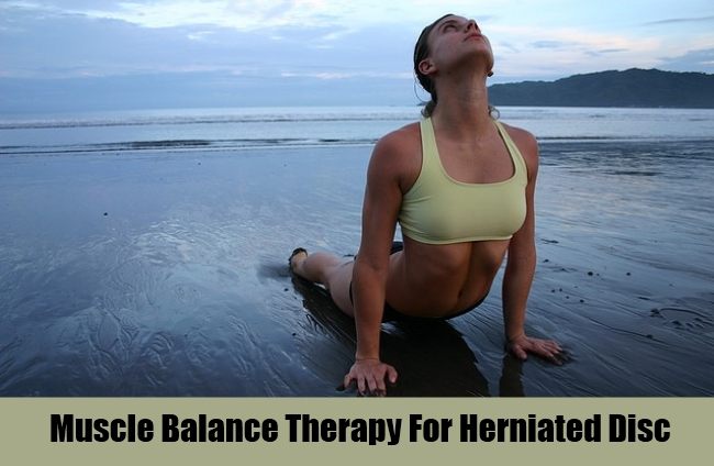 Muscle Balance Therapy For Herniated Disc