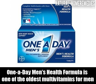 One-a-Day vitamin