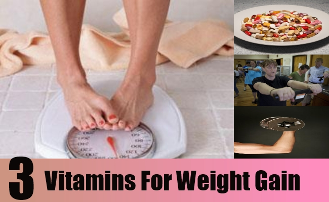 Vitamins For Weight Gain