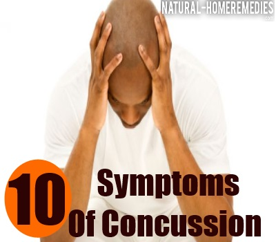 10 Characteristic Symptoms Of A Concussion  How To