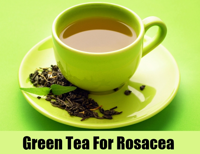 Green Tea For Rosacea