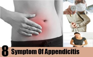Symptom Of Appendicitis