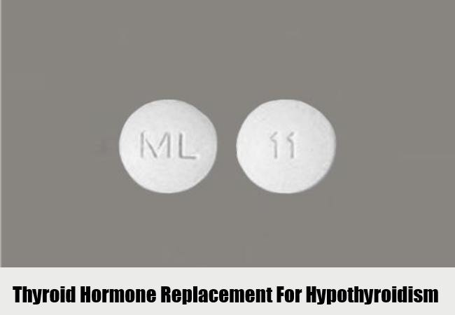Thyroid Hormone Replacement