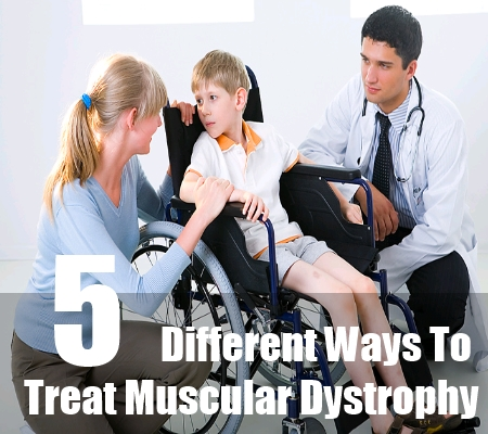 Different Ways To Treat Muscular Dystrophy