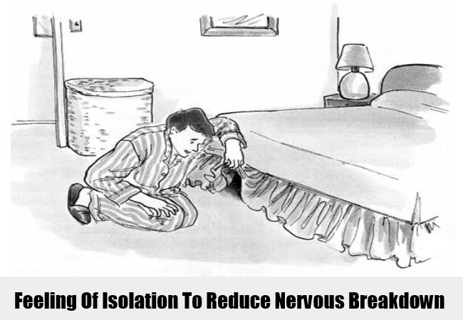 Feeling Of Isolation