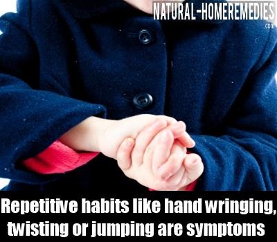 twisting hands