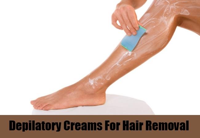 Depilatory Creams