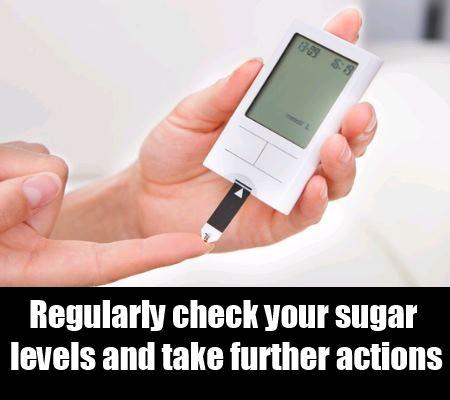 Diabetes Testing Machine