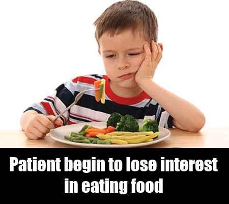 Poor Appetite