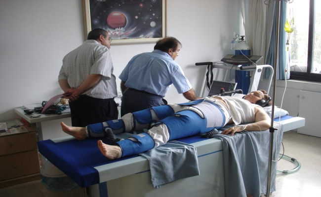 Counterpulsation Therapy