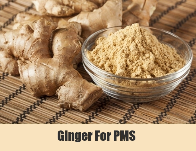 Ginger For PMS