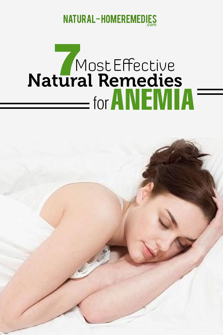 7-most-effective-natural-cures-for-anemia
