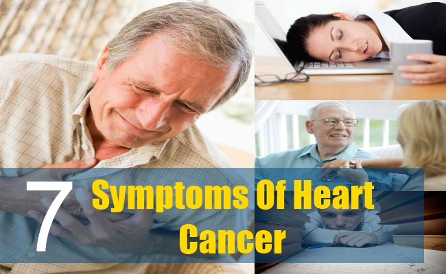 7 Symptoms Of Heart Cancer