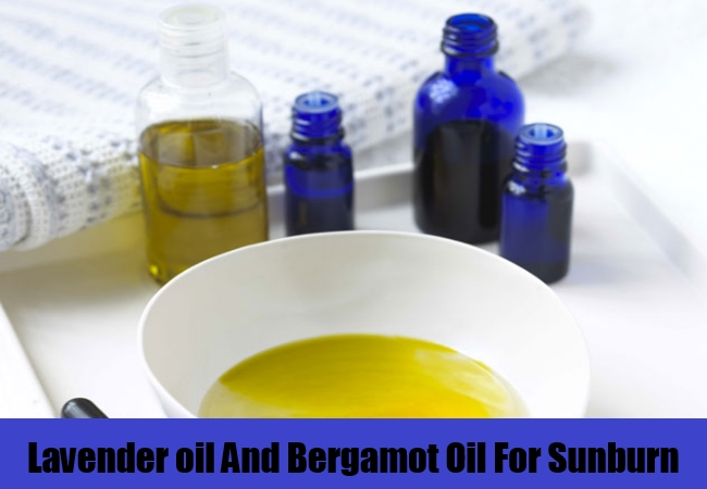 Lavender oil And Bergamot Oil