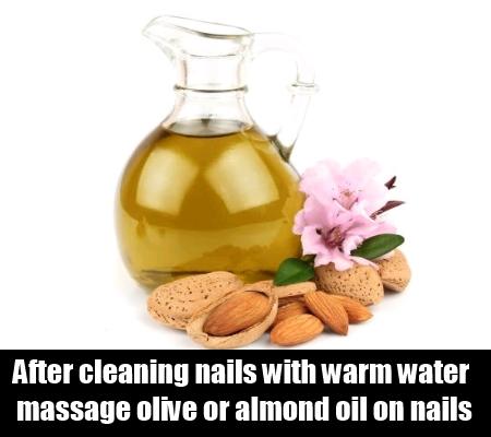 Apply Vitamin E Rich Oil