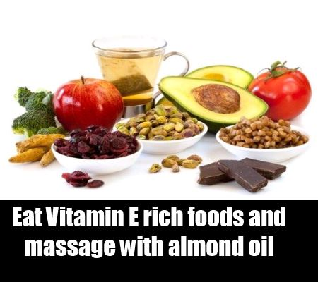 Natural Source Of Vitamin E