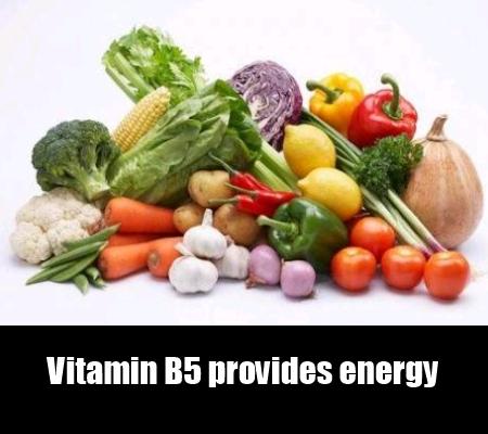 Vitamin B 5