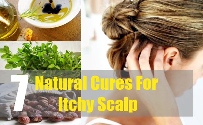 7 Natural Cures For Itchy Scalp