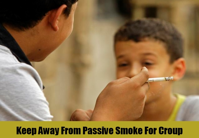 Keep Away From Passive Smoke