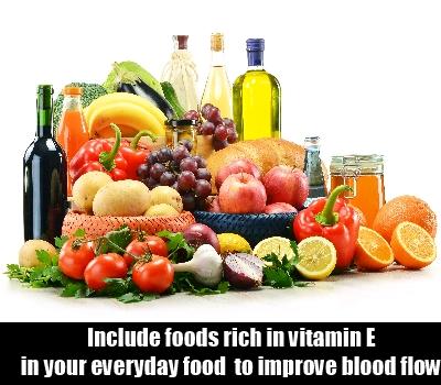 Have Food Rich In Vitamin E