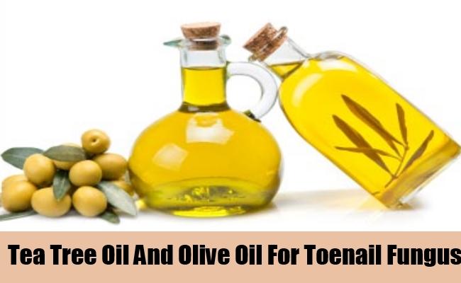 Tea Tree Oil And Olive Oil