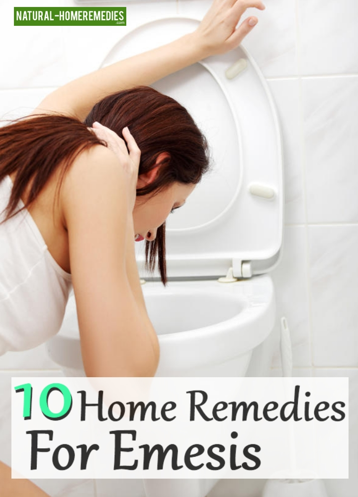 Home Remedies For Emesis