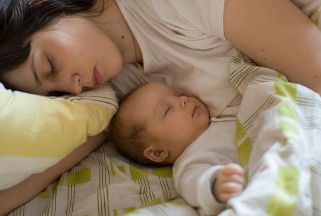 Sleep When Your Baby Sleeps