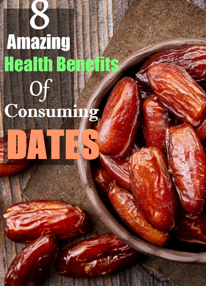 8 Amazing Health Benefits Of Consuming Dates