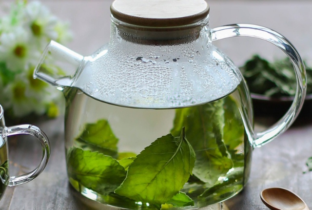 Mint Leaf Tea