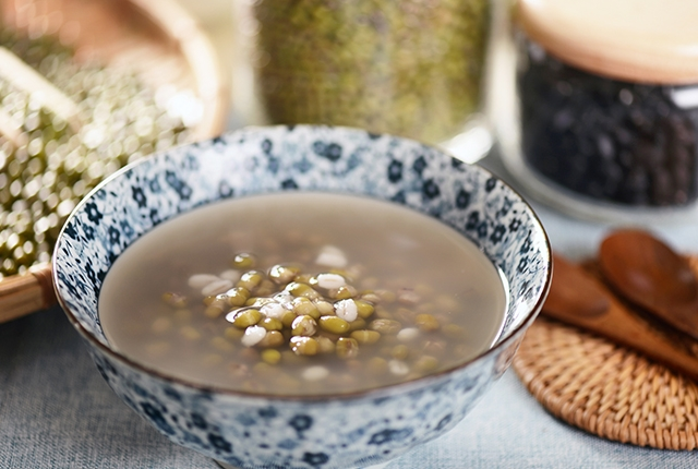 Mung Beans Hydrating Beverage
