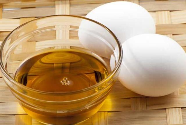 Amalgamation of Egg And Olive Oil Hair Mask
