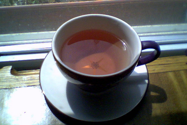Red Clover And Dandelion Tea