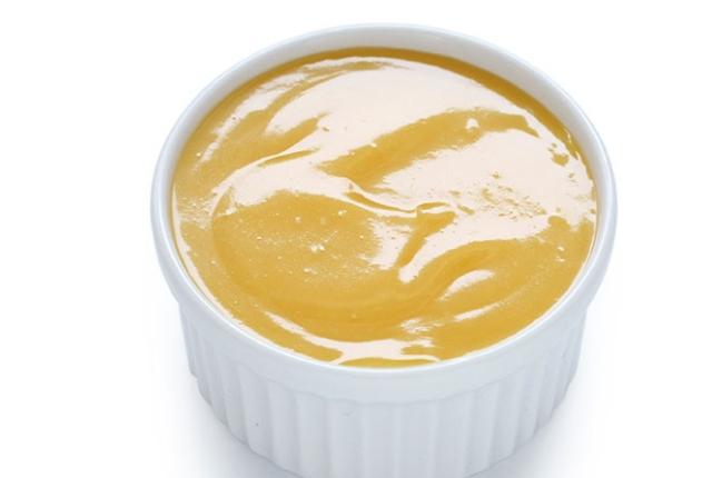 Raw Milk And Mustard Seeds