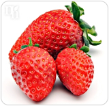Strawberries, a classic aphrodisiac
